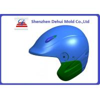 Wholesale Sport Or Safety Helmet 2K Injection Molding With ROHS / SGS / ISO Standard from china suppliers