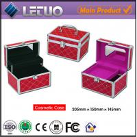 Wholesale LT-MC1410 Cosmetic case vanity case makeup case beauty case vanity case prices from china suppliers