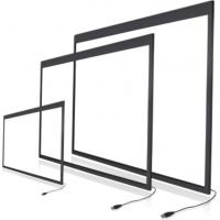 Wholesale 70 Inch USB Interface Multi Touch Screen Overlay for Mall kiosks , presentation from china suppliers