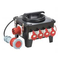 Buy cheap Waterproof Portable Distribution Box With Plug Socket 370 * 340 * 330mm Size from wholesalers