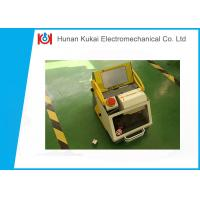 Intelligent Electronic Key Cutting Machine Duplacating CE Approved