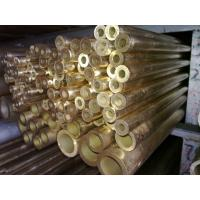 C44300 Heat exchanger seamless brass tube / copper pipe for oil cooler , condenser