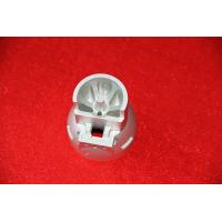 Wholesale Silver Anodize High Precision CNC Machining Parts For LED Housing / Lamp Body from china suppliers