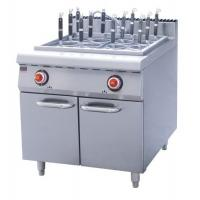 Wholesale Silver 15L Electric Pasta Cooker With Cabinet ZH-RM-12 , LPG Gas For Restaurant from china suppliers