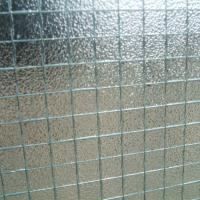 Wholesale 7mm Pattern Wire Reinforced Glass Decorative Wire Mesh Glass from china suppliers