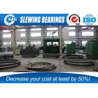 Wholesale High Precision Slewing Ring Bearing Gear / Rings Quenching Heat Treatment from china suppliers