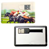 Wholesale 1GB, 2GB, 4GB, 8GB, 16GB, Business Credit Card USB Stick full capacity from china suppliers