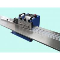 Buy cheap PCB Depanelizer With High Speed Steel Blades For LED Strip Cutting from wholesalers