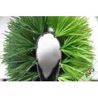Buy cheap Heavy Traffic Resistance Diamond 13000Dtex Field Green and Light Green Soccer Turf from wholesalers