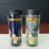 Wholesale Plastic Double Wall Tumbler Cup Personalised Childrens Mugs SGS from china suppliers