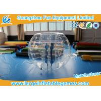 Wholesale 1.8m TPU Inflatable Bumper Ball For Soccer Club , Inflatable Soccer Balls from china suppliers
