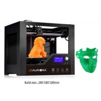 Quality High Accuracy CNC 3d Rapid Prototyping Printer , High Tech 3d Printer Speed Adjustable for sale