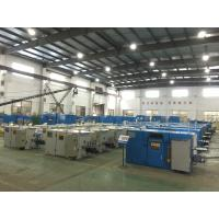 Wholesale Bare Copper Wire Bunching Machine / Equipment 6000 Twist 6.3mm - 52.3mm Pitch from china suppliers