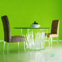 Wholesale acrylic bar stools and table from china suppliers