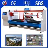 Wholesale Aluminum Foil Laminated BOPP Tape Cutting Machine For PET , CPP , CPE , PE from china suppliers