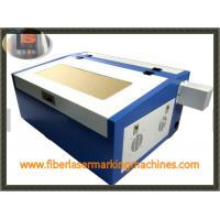 Wholesale Step Motor Laser Wood Cutting Machine , 3D Wood Laser Cutting Machine For Metal Sheet from china suppliers