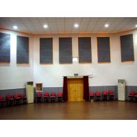 Wholesale Sound Proof Wood Wool Acoustic Panel , Wood-Fiber Cement Echo Block from china suppliers