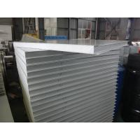 Wholesale Lightweight Insulated Sandwich Panels , Fireproof Perforated Insulated Metal Roof Panels from china suppliers