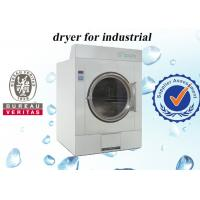 Wholesale 35kg Industrial Drying Machine With Steam / Electric / Gas Clothes Dryer from china suppliers