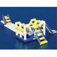 Wholesale Portable Inflatable Water Toys  Custom Jungle Gym for Water Sports / Seaside from china suppliers