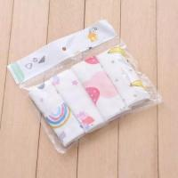 Wholesale Soft Pure Cotton Handkerchiefs Anti Bacterial Muslin Bamboo Easy Wash / Dry from china suppliers