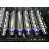 Wholesale Hydraulic Press Heavy Steel Forgings With CNC Machining / ASTM Standard from china suppliers