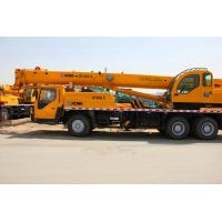 Wholesale High Efficiency 50 Ton Heavy Duty Truck Crane With Weichai Engine from china suppliers