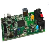 Wholesale High Speed DIP / SMT PCB Assembly For PCB Fabrication With Powder Coating Lines from china suppliers