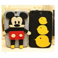 Wholesale wholesale felt cell phone case for promotion custom printed logo from china suppliers