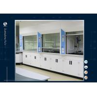 Wholesale Laboratory Cabinets Bench Top Fume Hood , Floor Mounted Chemical Fume Hood from china suppliers