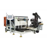 Wholesale Coil Expanding And Stator Winding Inserting Machine , Two Working Stations from china suppliers