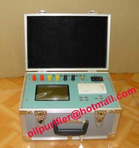China Oil Tester,Transformer Oil BDV Testing,Transformer Oil Test Equipment 60KV 80KV on sale