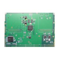 Wholesale 6 Layer Green PCB Board Custom Printed Circuit Board Electronic Assembly from china suppliers