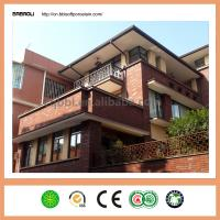 Wholesale 240*60mm Clay eco-friendly external brick cladding for houses school construction college from china suppliers