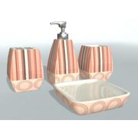Wholesale sanitary ware bathroom set mix with toilet/bidet/urinal from china suppliers