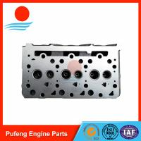 Wholesale agricultural machinery engine parts, brand new Kubota cylinder head D1503 from china suppliers