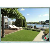 Wholesale Commercial Urban Outdoor Artificial Grass For Hotel Landscaping Save Water from china suppliers