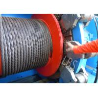 Wholesale professional Split lebus drum / Wire Rope Drum with spiral grooving from china suppliers