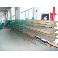 Wholesale Heavy Duty Cantilever Racking System For Steel , Lumber , Furniture , Pipe Storage from china suppliers