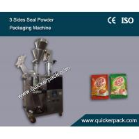 Wholesale Automatic Three Sides Sealing Bag Milk Tea Powder Packaging Machine from china suppliers
