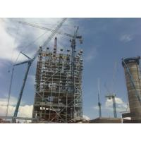 Wholesale Heavy Lifting Construction Site Cranes , Hydraulic Self Climbing City Lifting Tower Cranes from china suppliers