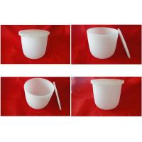 Wholesale Quartz glass crucible wholesale from china suppliers