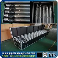 Wholesale portable telescopic aluminum easy install pipe and drape for wedding , party from china suppliers
