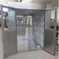 Wholesale Class 1000 Clean Room Air Shower Tunnel 380V / 50HZ , 4 Person Clean Room Equipment from china suppliers