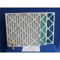 Wholesale G4 Disposable Cardboard Metal Air Filter Frames For Air Condition System from china suppliers