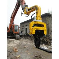Wholesale High Frequency Hydraulic Vibratory Pile Hammer Excavator Mounted Pile Driver from china suppliers