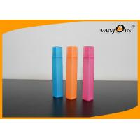 Wholesale 15ml Square PET Cosmetic Bottles , Mini Travel Empty Cosmetic Spray Bottles from china suppliers