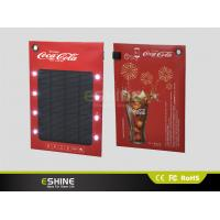 Wholesale portable  Travelling Solar Ad Charger With  3W 5.5V Solar Panel from china suppliers