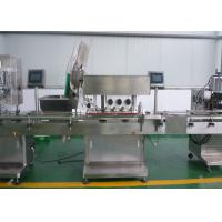Wholesale High Speed Automatic Packaging Machine Automatic Capping Machine For Screw Type Pharma Bottle from china suppliers