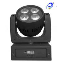 Wholesale DMX512 4PCS 10W RGBW 4 IN1 Mini Beam Moving Head Light  , LED Wash Light from china suppliers
